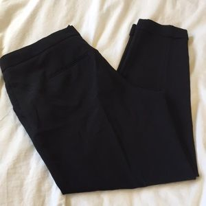 BLACK HOUSE WHITE MARKET Black trouser taper ankle